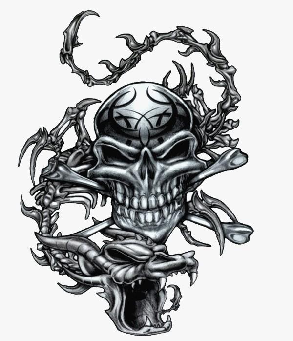 skull totenkopf schlange aufkleber silber schwarz ebay. Black Bedroom Furniture Sets. Home Design Ideas